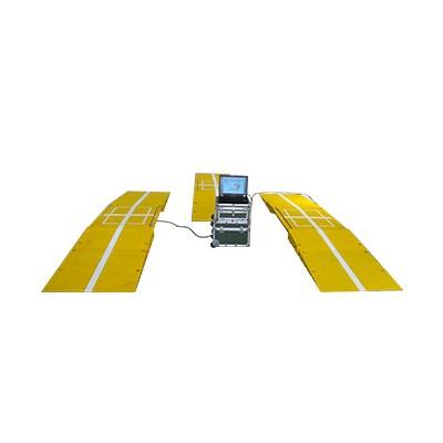 平台式重量重心测量系统