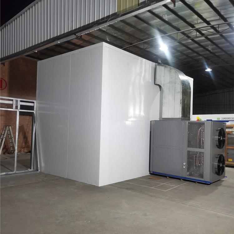 易立诺木材烘干机 红木板干燥除湿设备 木材热泵烘干房定制招商
