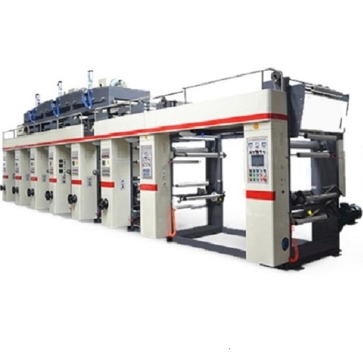 高速高低压PE筒料热转印印刷机 PET热转印印刷机