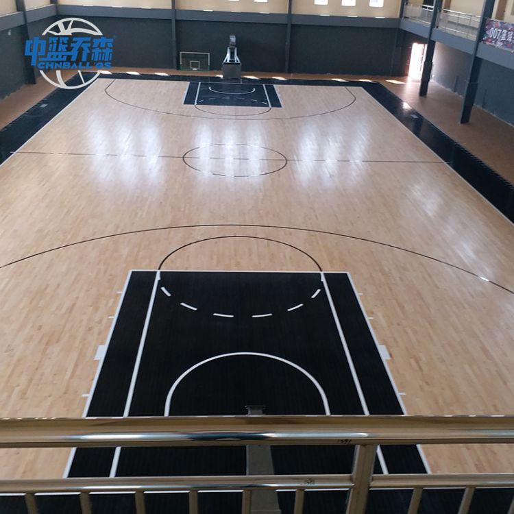 篮球木地板  体育木地板直销