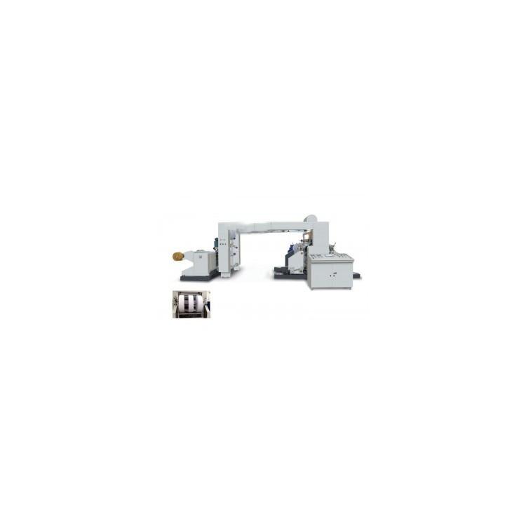 HFFQ-1300E立式高速分切机 小型数控高速分切设备