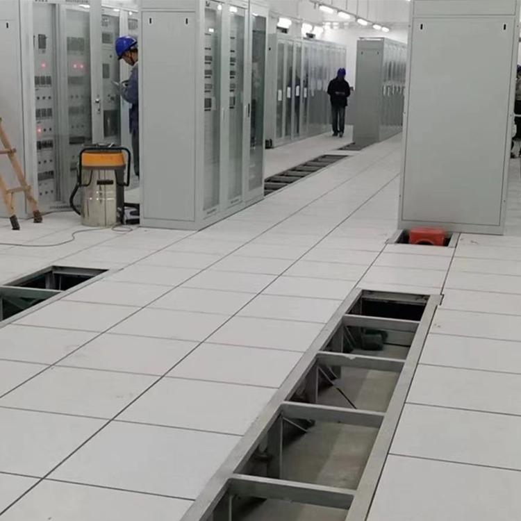 巴罗克地板厂家定制陶瓷防静电地板